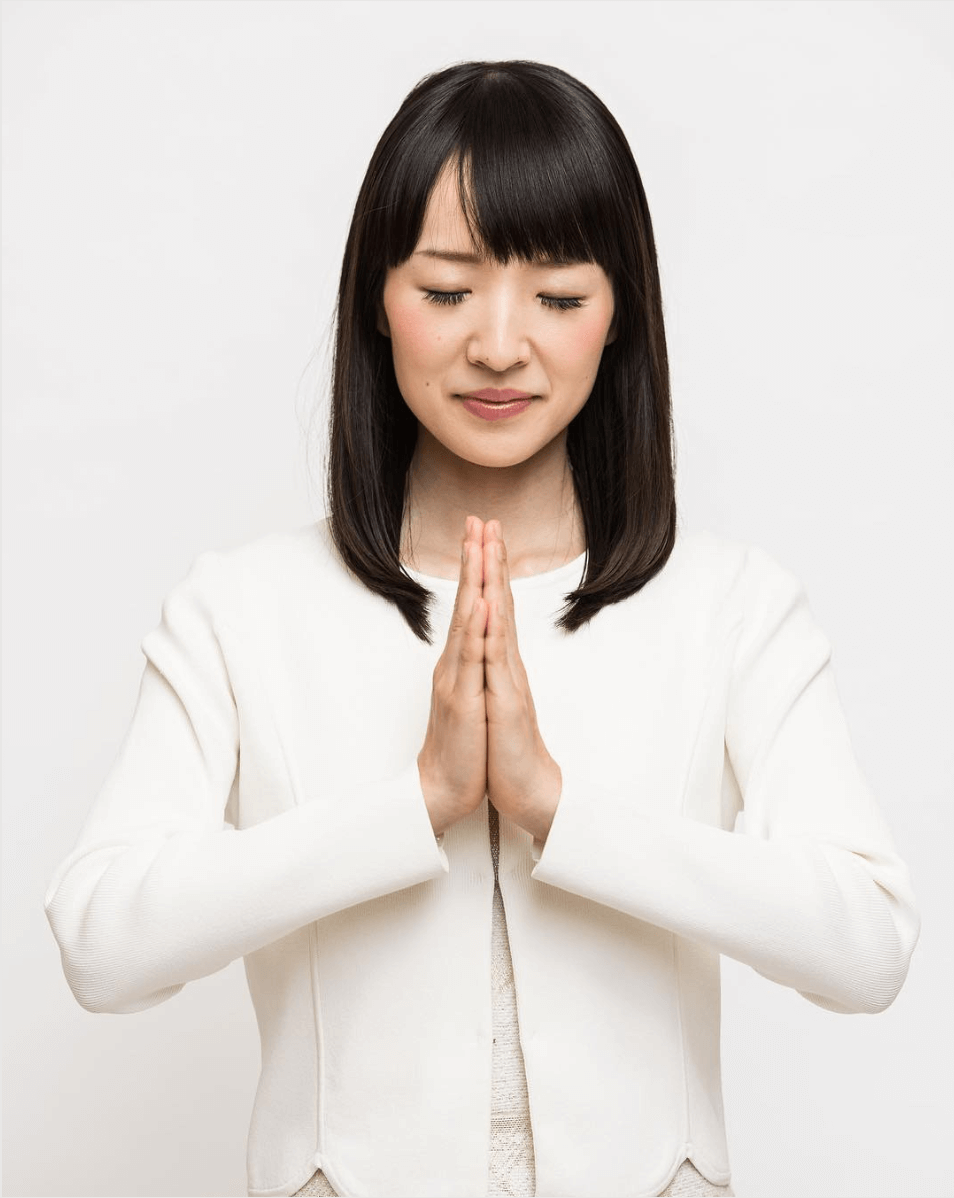 tips from tidying up with marie kondo | The Zenish