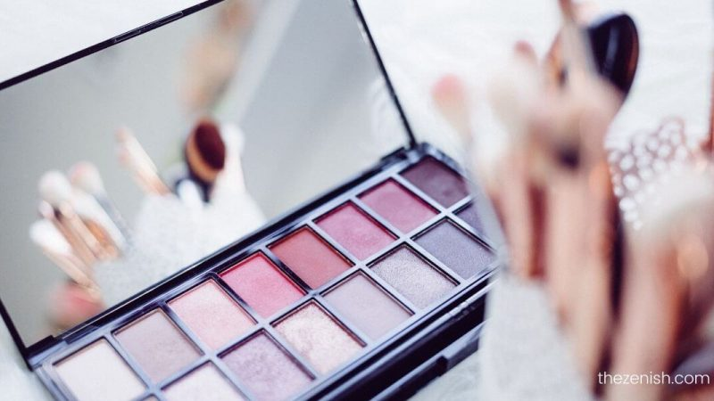The Best Eyeshadow Palette For Your Eye Colour
