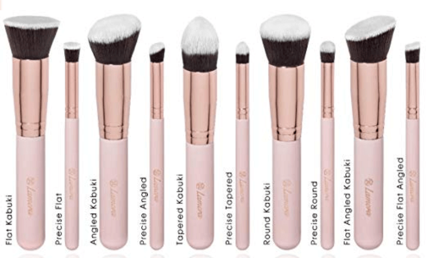 Vegan makeup brushes we're loving | The Zenish