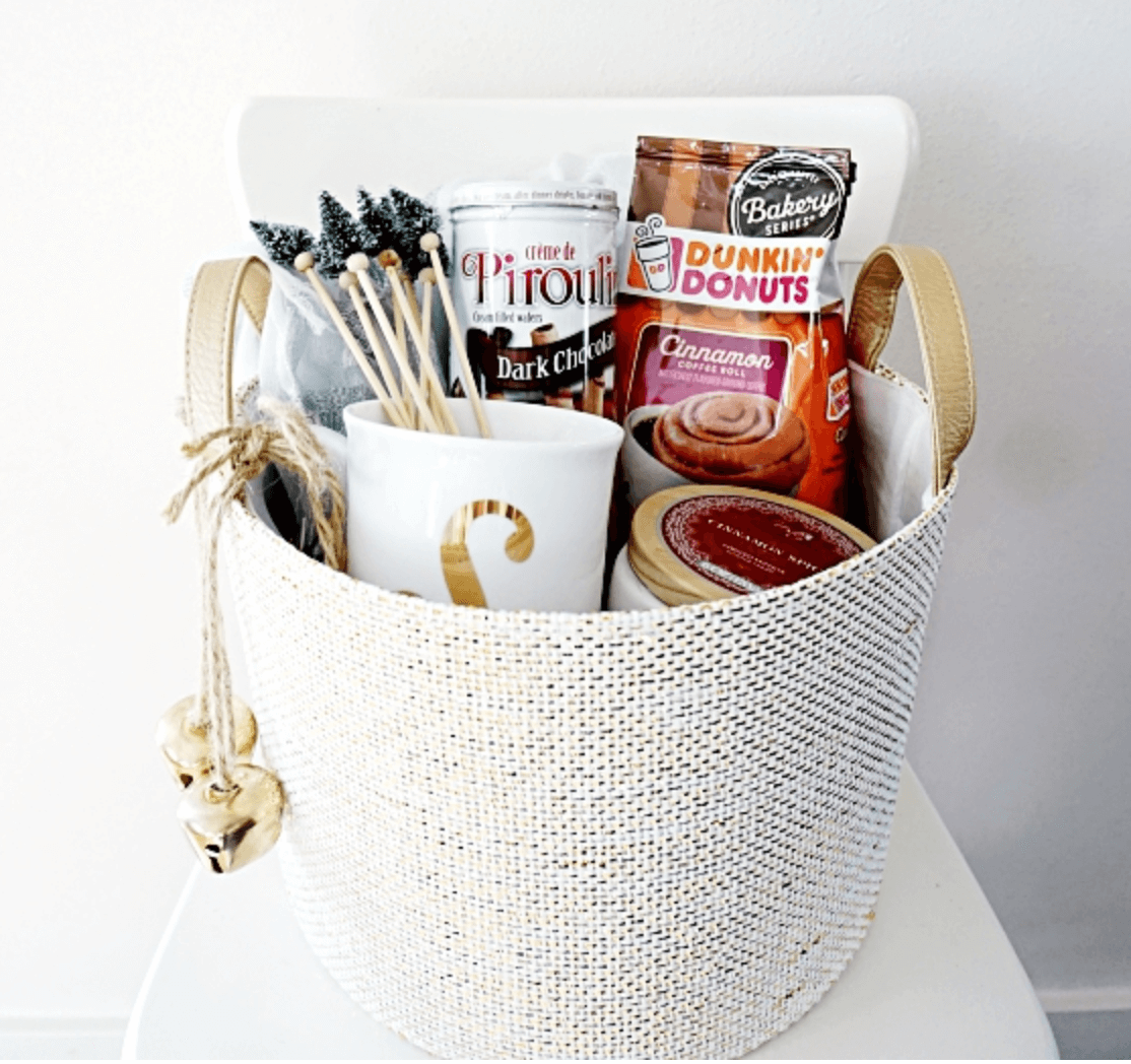 30 Best Diy Christmas Gift Baskets Ideas For Mom The Zenish