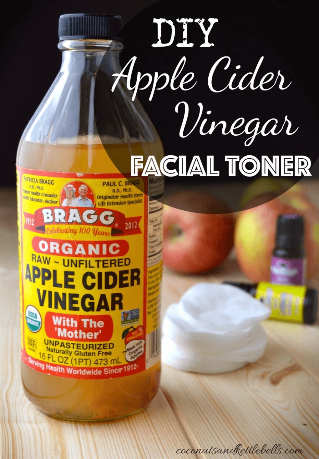 Homemade toner for face