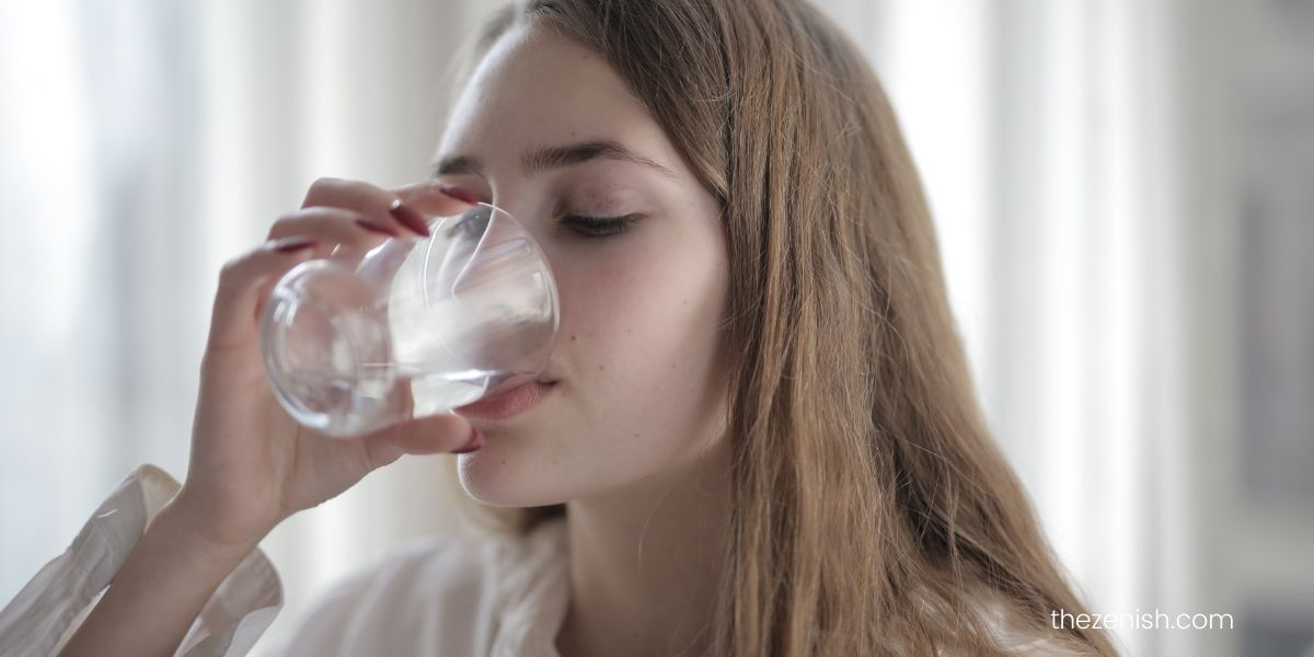 Does Drinking Water Help Clear Up Acne?