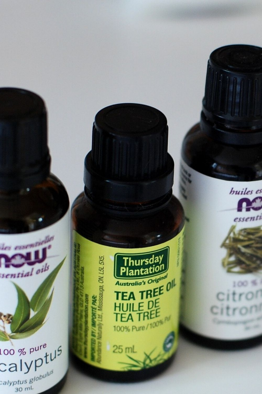 Use diluted tea tree oil to help shrink pimple fast