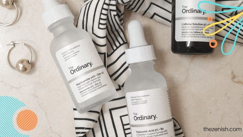 5 Best The Ordinary Products For Acne
