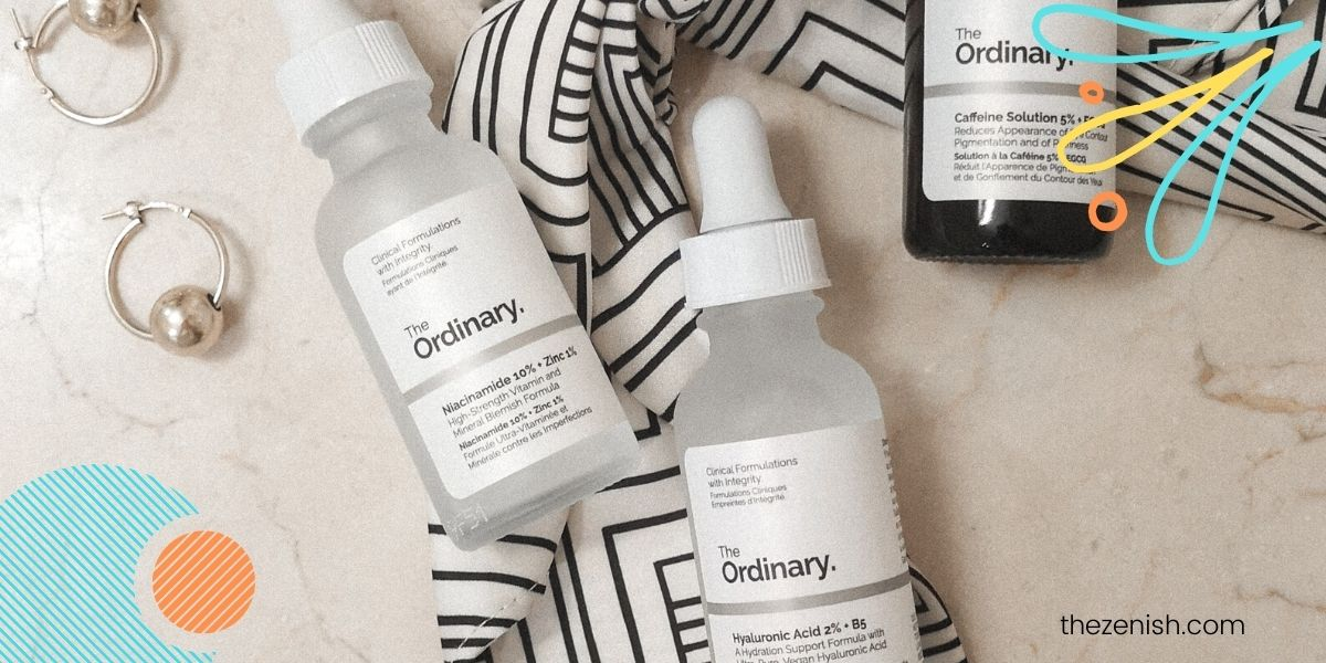 Best the ordinary products or acne
