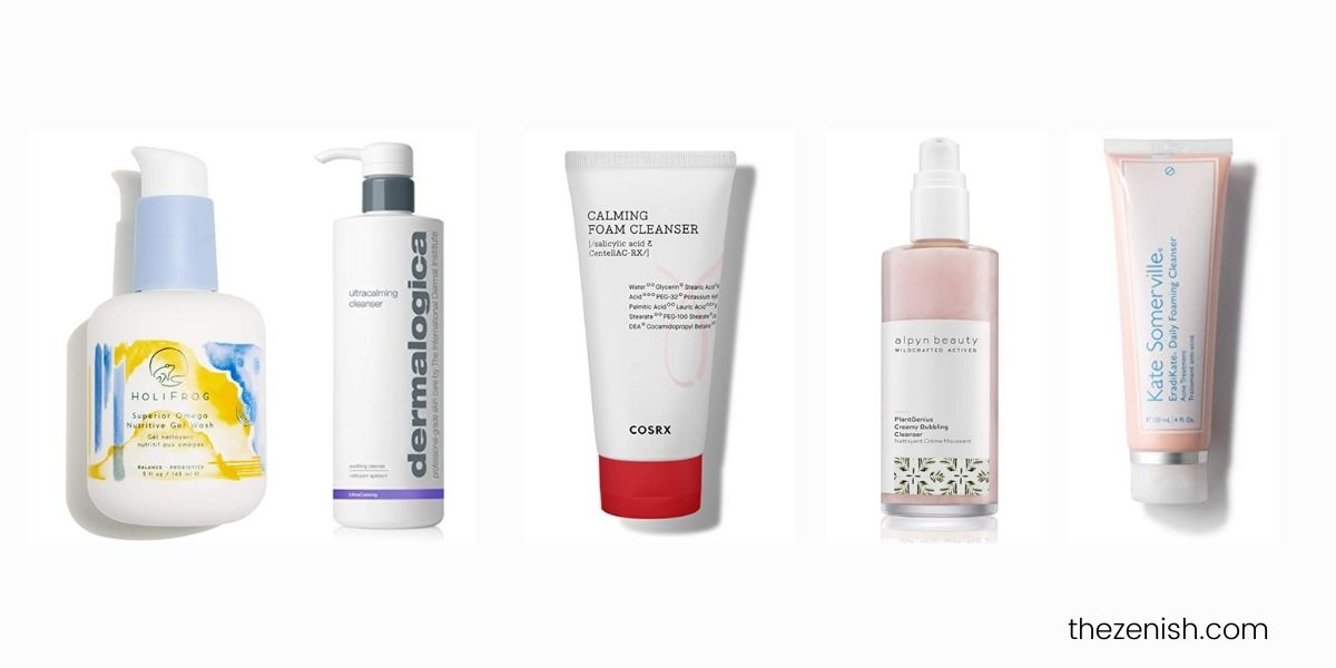 21 Best Face Washes for Hormonal Acne