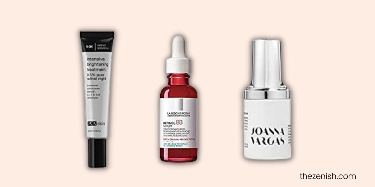 best retinol serum for acne